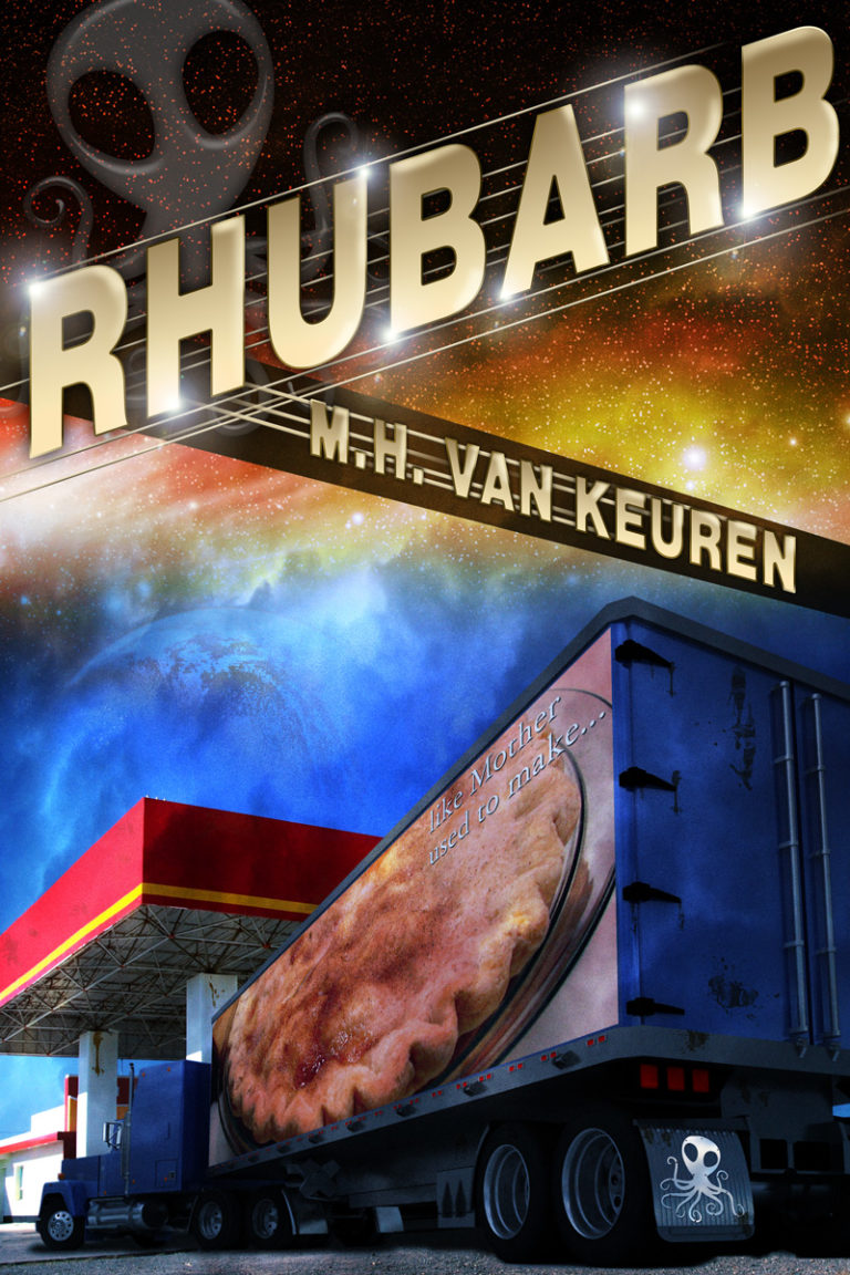 Cover of Rhubarb